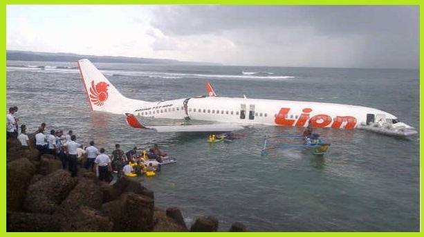 kecelakaan pesawat lion air di laut bali foto Daftar Nama 101 Penumpang Lion Air Yang Jatuh Di Bali