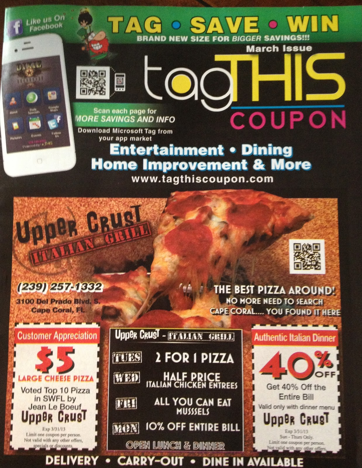 Cape coral coupons