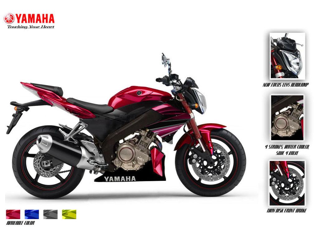 Gambar Variasi Motor Yamaha Vixion Terbaru Cool dan Street fighter title=