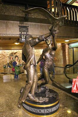 Memorial Diana y Dodi Harrods