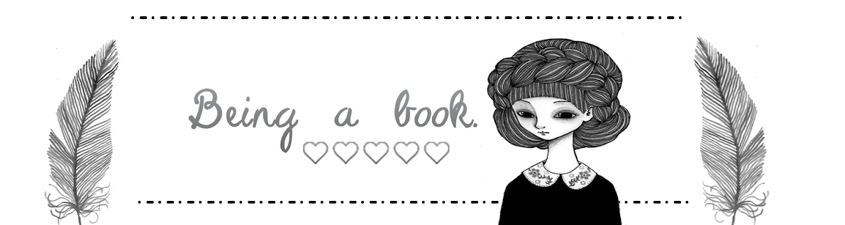 ♡ Being a book. ♡