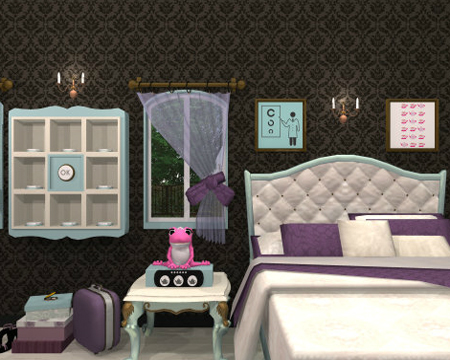Escape Juegos Girl's Room No 13: Foundation