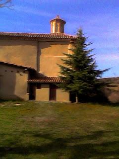 Ruta de las Ermitas en el Somontano (Huesca, Aragón España)