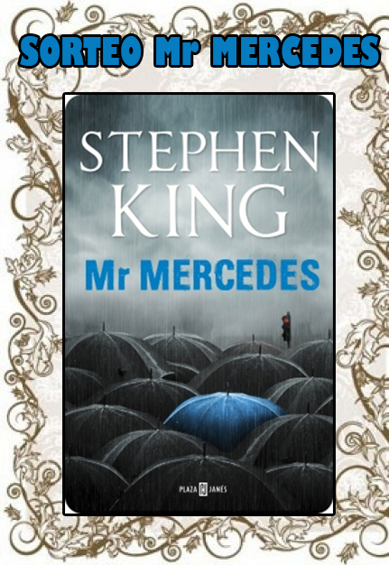 Sorteo Mr Mercedes