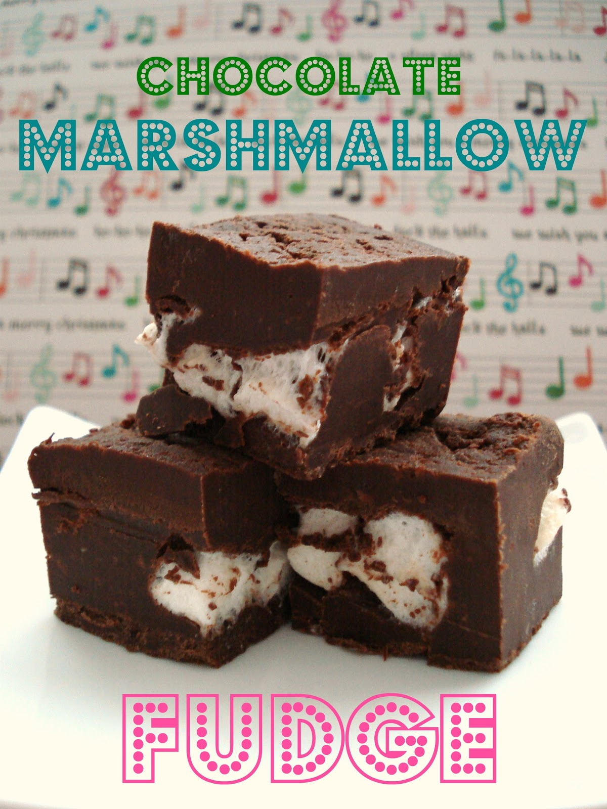 Easy Chocolate Marshmallow Fudge Recipe — Dishmaps