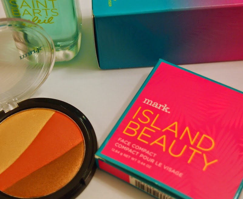 NEW from mark. Saint Barts Soleil Instant Vacation Collection