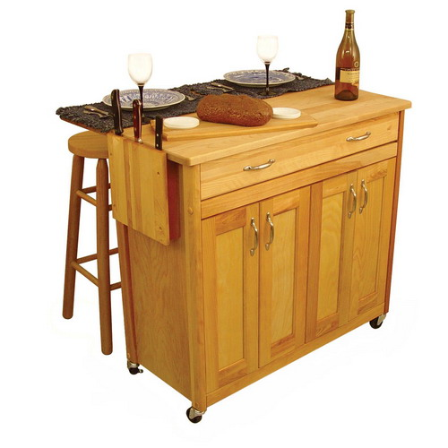 Portable Bar Island : Some ideas in order to help you having the best portable