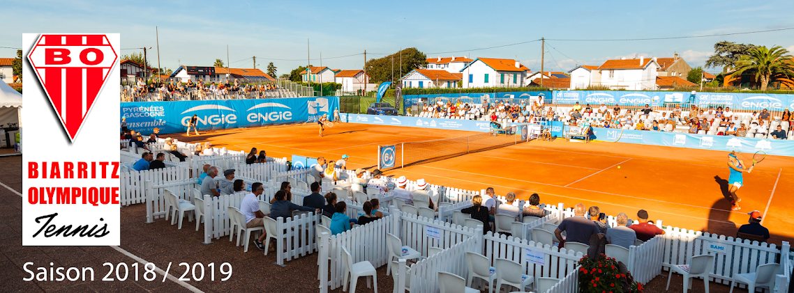 Biarritz Olympique Section TENNIS