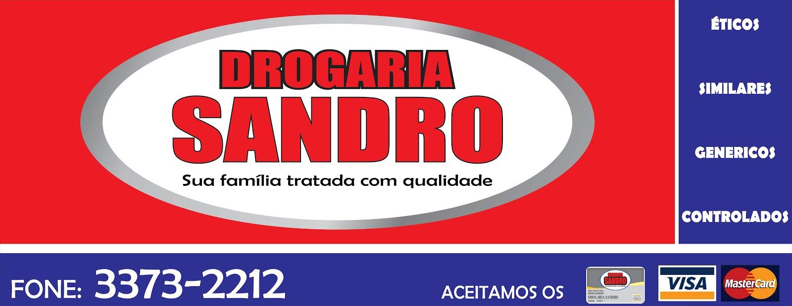 DROGARIA  SANDRO