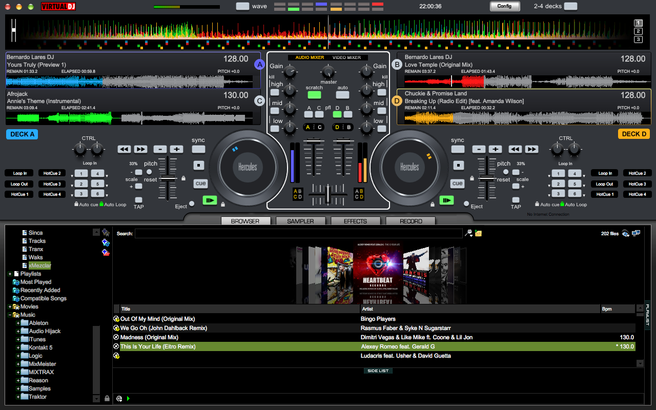 Virtual DJ Pro 8 Full Version