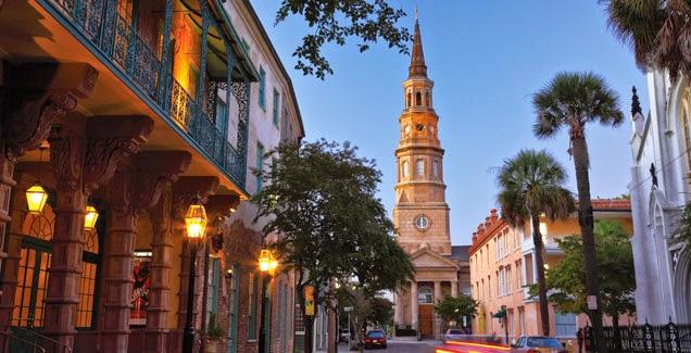 Best Hotels Near Downtown Charleston Sc