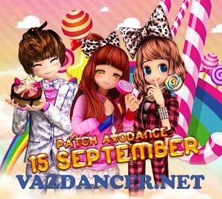 Patch Info AyoDance V6127 15 September 2015