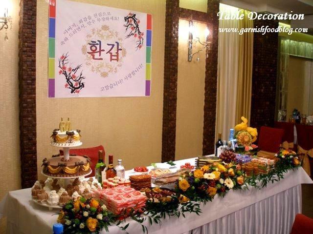 60th anniversary korean