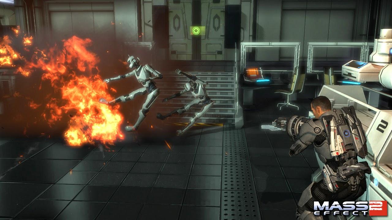 Mass Effect 2 juego pc