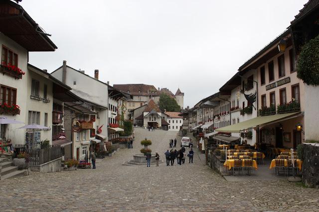 Gruyere, Switzerland