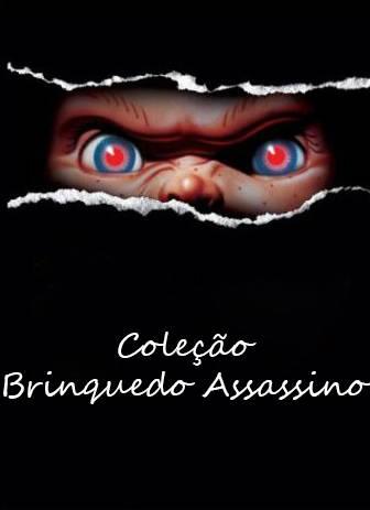 Coleção Brinquedo Assassino Torrent – BluRay 720p/1080p Dual Áudio