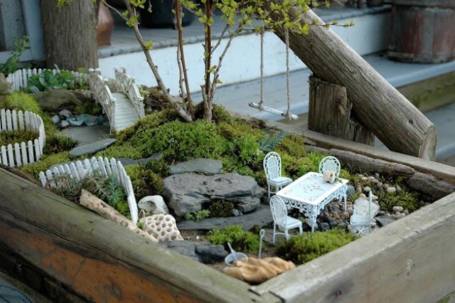 mini jardins em vidro : mini jardins em vidro:Vasos são transformados em mini jardins [fotos] – Ideias Green