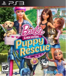 Barbie and her Sisters Puppy Rescue - PS3 [EUR] ISO Download -Torrent