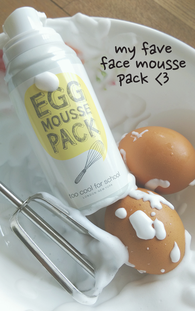 Plus Size Kitten Too Cool For School Egg Mousse Pack Review