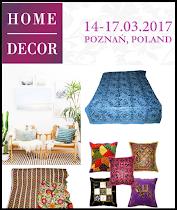 Targi Wnętrz HOME DECOR Poznań,14-17.03.2017