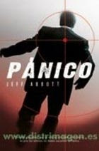 Libro de Intrigas y la CIA, Pánico, de Jeff Abbott