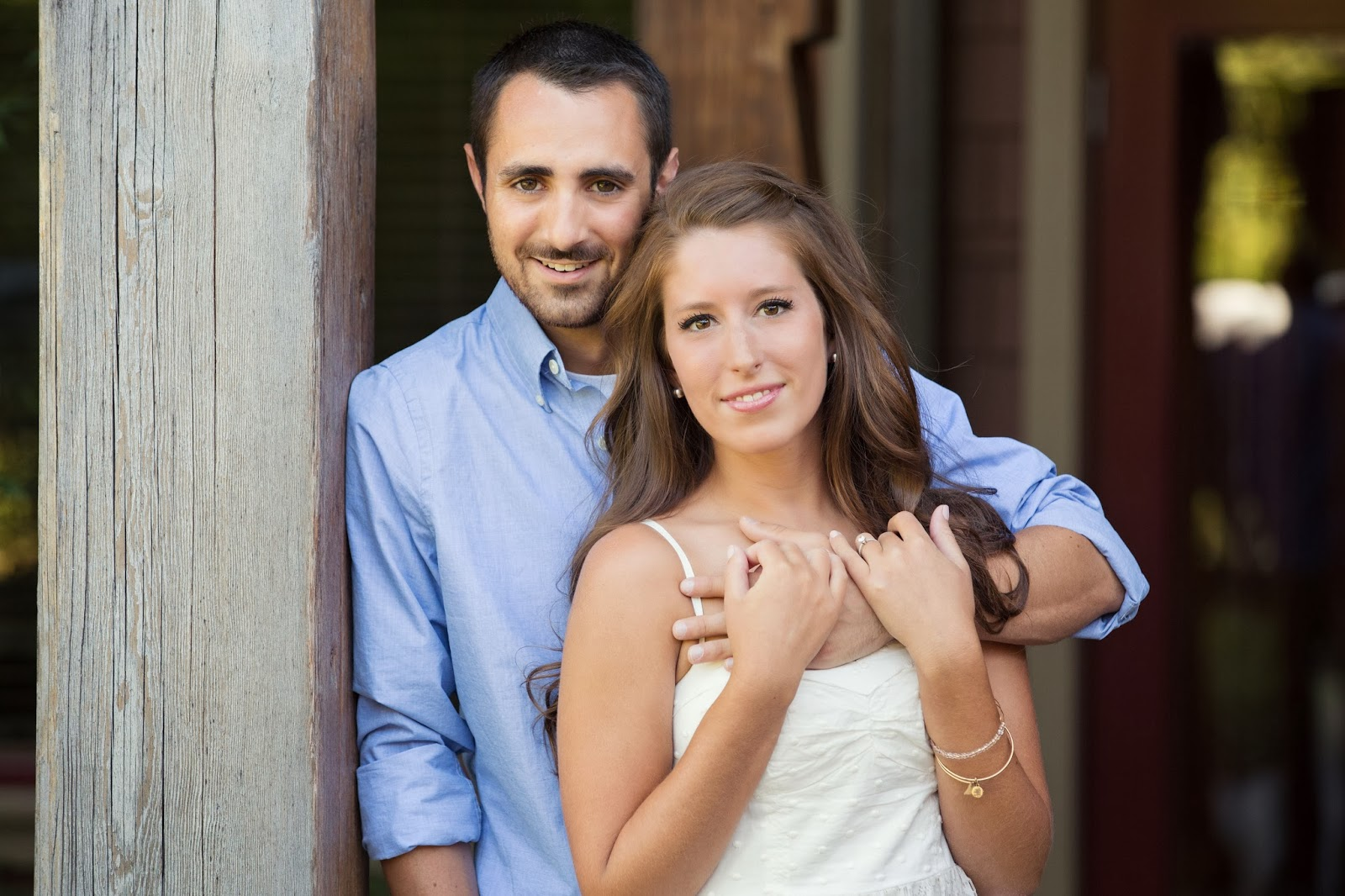 Michael and Liana to wed at the Woodmark this summer - Kent Buttars, Seattle Wedding Officiant