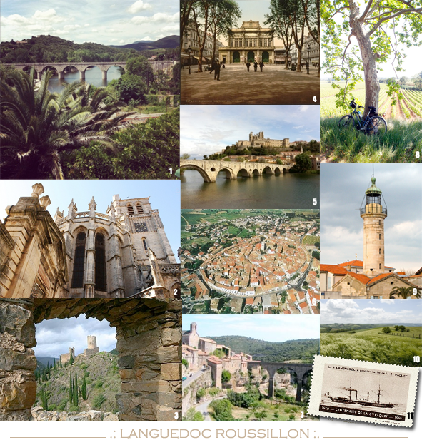 beziers area moodboard