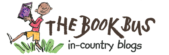 The Book Bus Blog