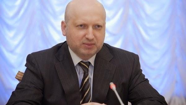 Секретарь СНБО Турчинов считает, что ситуация в Донбассе далека от урегулирования, и Россия может продолжить агрессию
