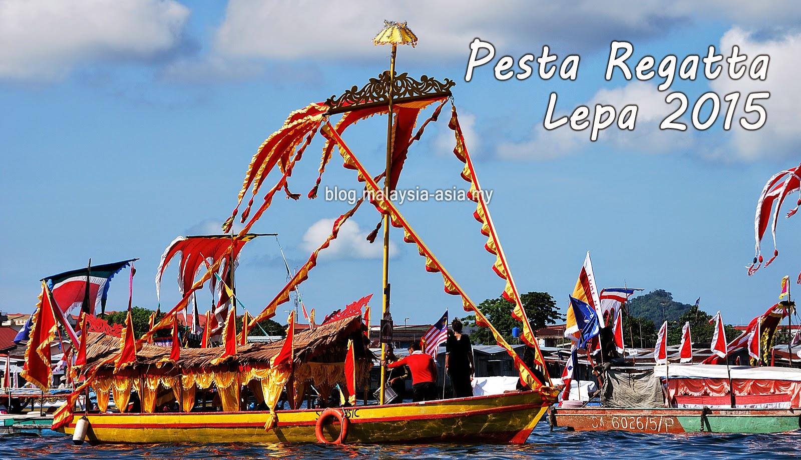 Regatta Lepa 2015 Sabah