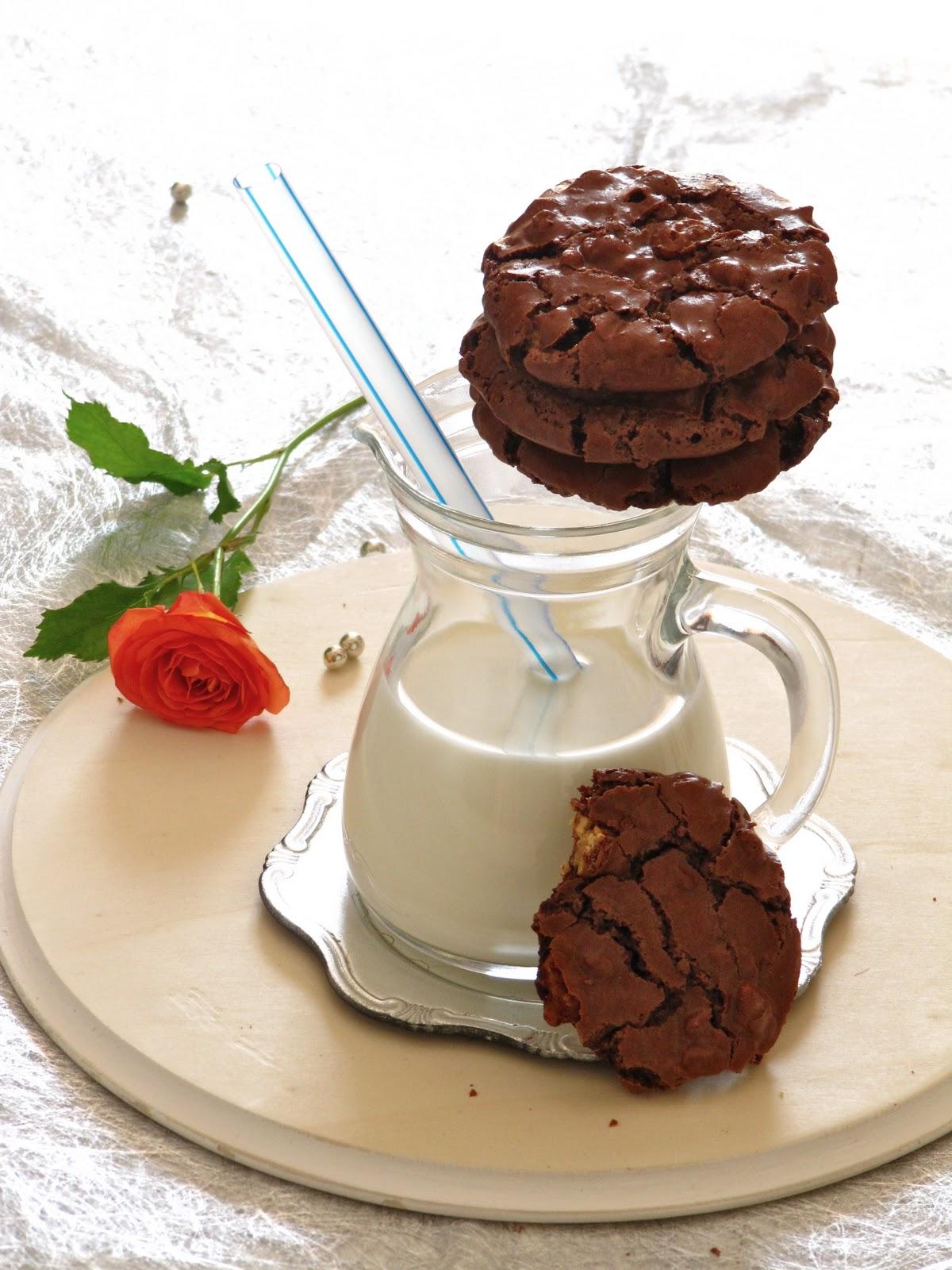 Plateful: Chocolate Puddle Cookie — gluten-free, grain ...