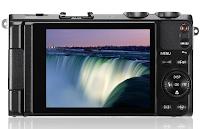 Samsung EX2F Back Display