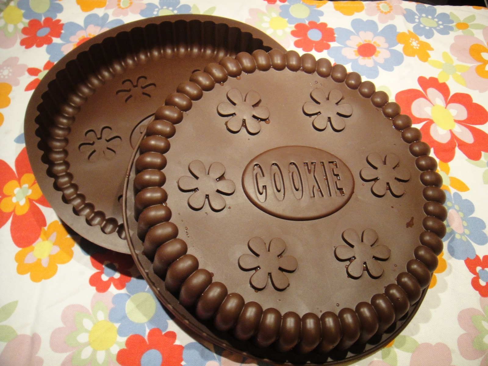 Giant Cookie Cake Mould Recipe