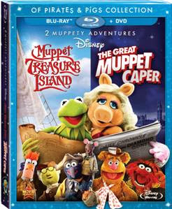 Muppet Treasure Island Fight