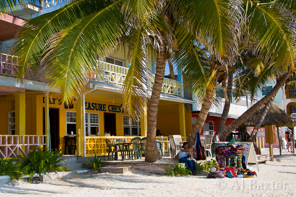 Lily's Treasure Chest, San Pedro, Ambergris Caye, Belize