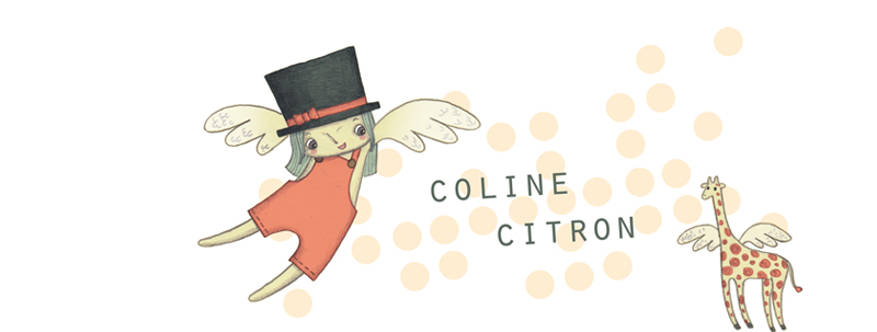 Coline Citron Illustration