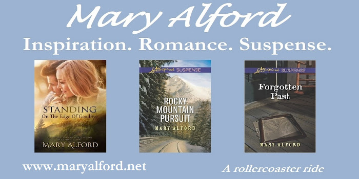 Mary Alford - Inspirational Romantic Suspense Author