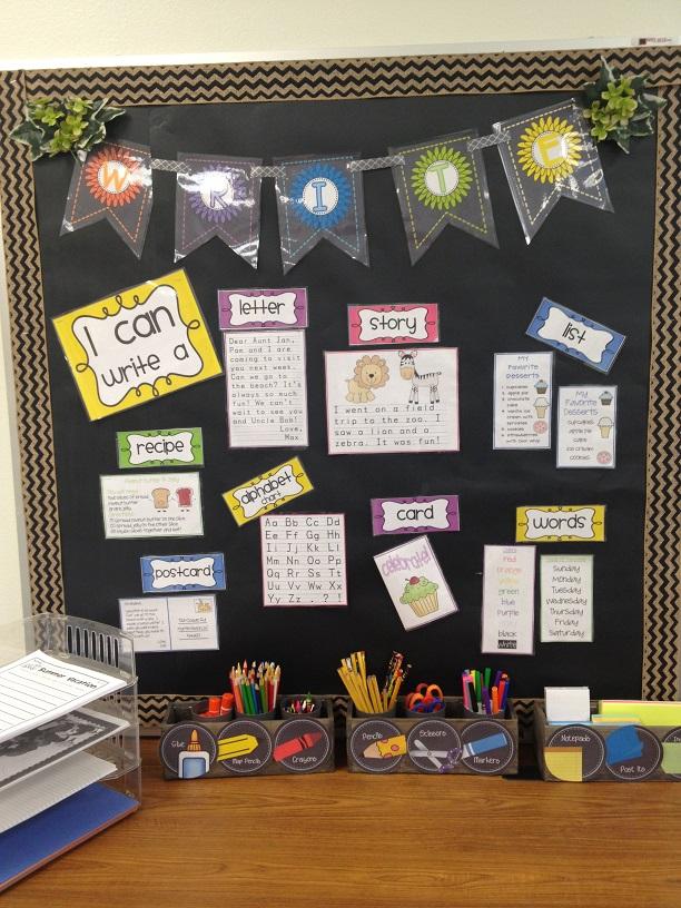 Elementary Classrooms Writing : Tunstall s teaching tidbits classroom organization in