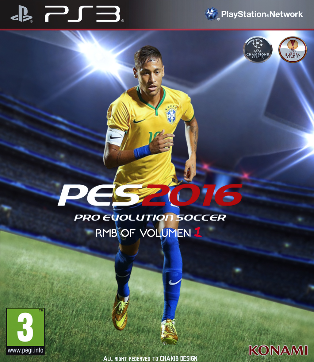 Pes Stats Database: PES 2016 OF PS3 (NPUB) By RMB