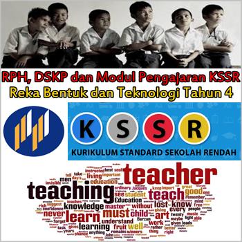 Modul Pengajaran / DSKP / RPH RBT Tahun 4