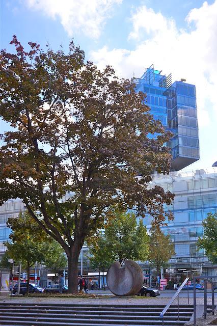 Image of Norddeutsche Landesbank in Hanover, Germany