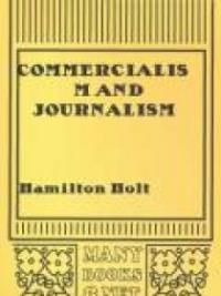 Commercialism and Journalism