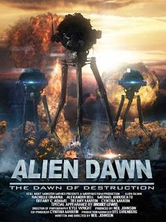 Quái Vật Lúc Bình Minh Alien Dawn