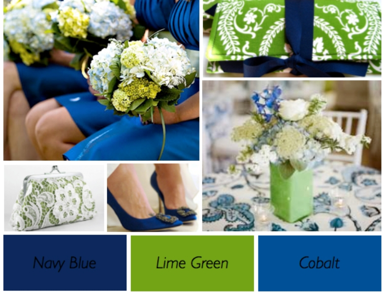 blue and green wedding theme tema perkahwinan biru hijau