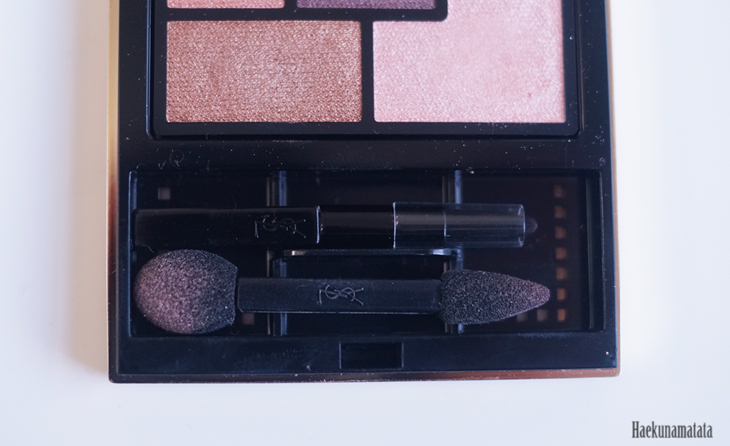 YSL Afrique #3 Couture Palette Swatch and Review4