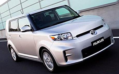 2016 Toyota Rukus Price