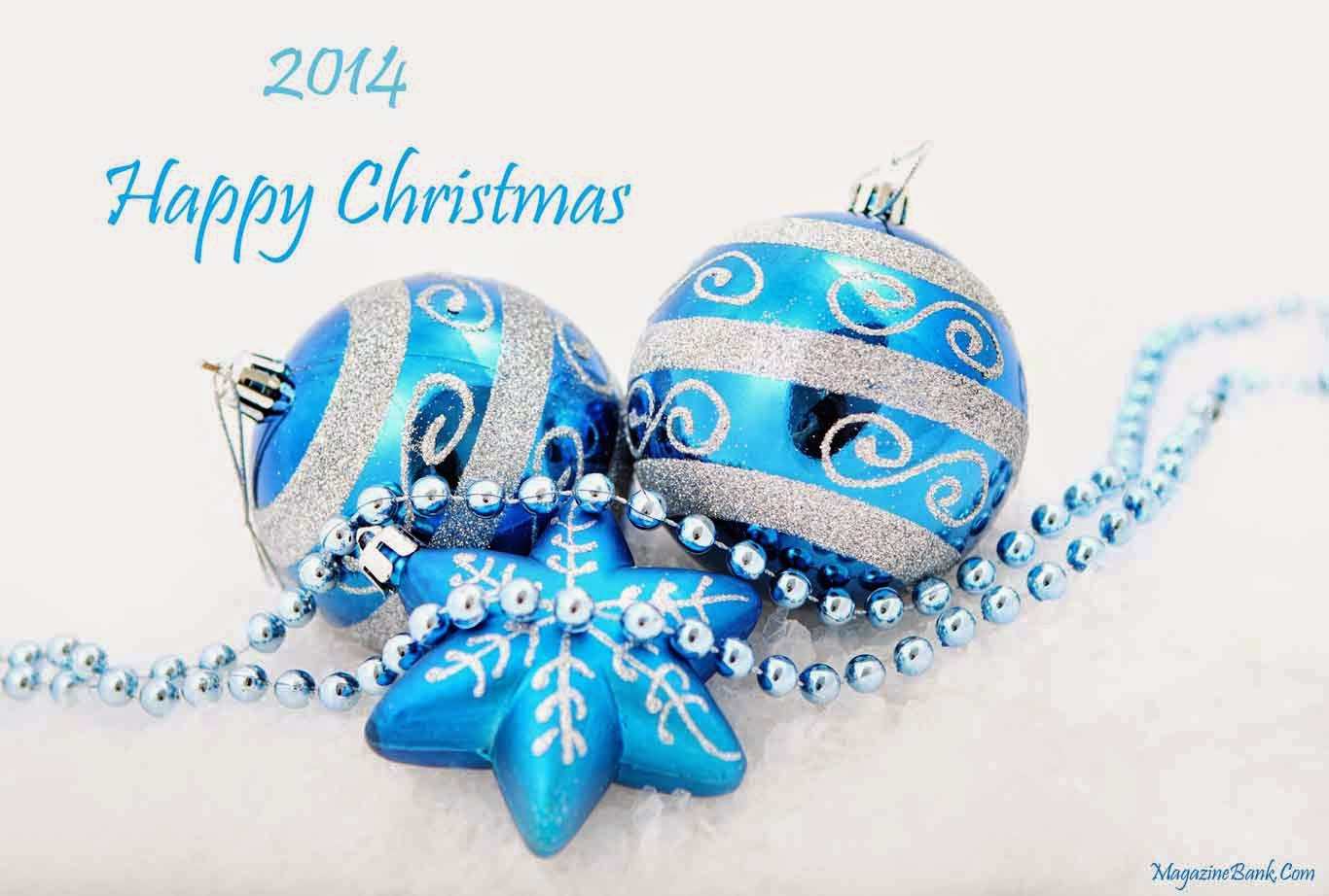 Happy Merry Christmas 2014 HD Wallpapers and Images