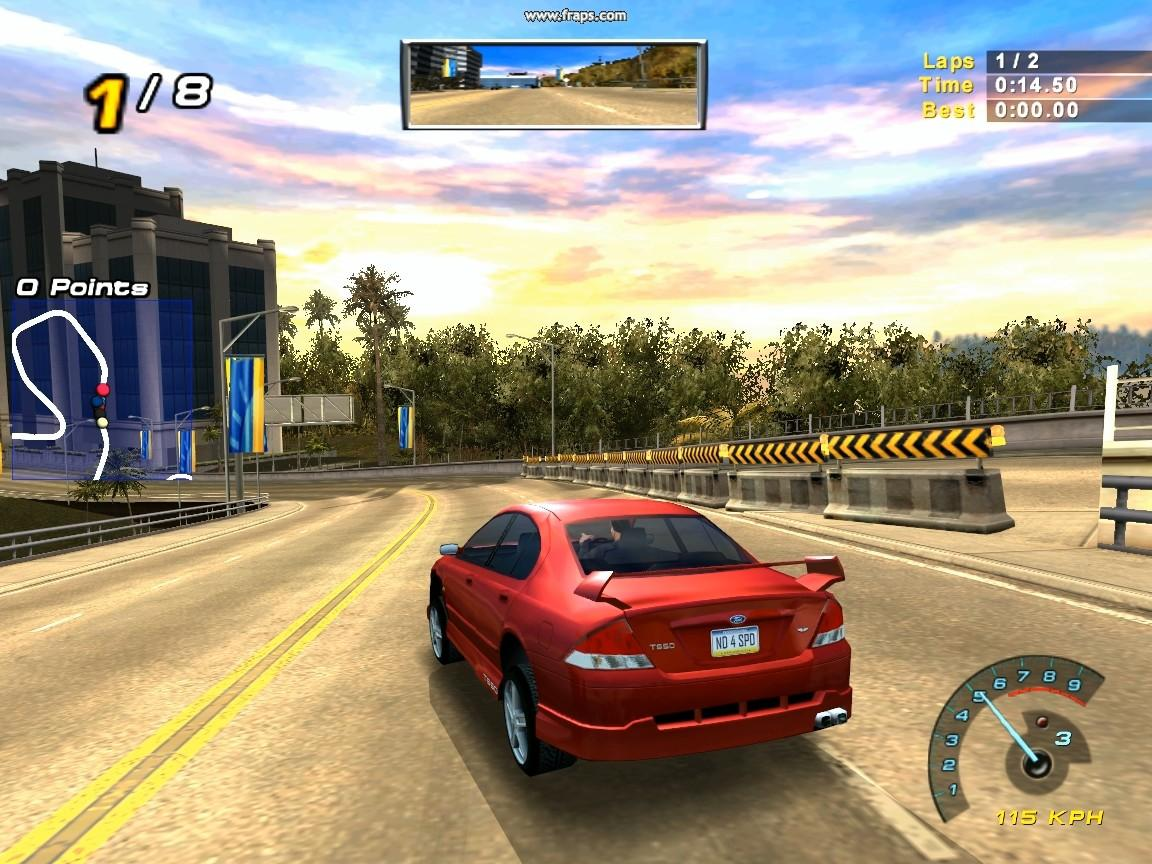 Need For Speed Underground 2 Free Download Features