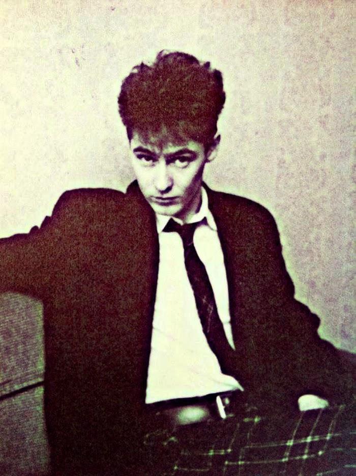 sound of young scotland: Roddy Frame (circa 1980)