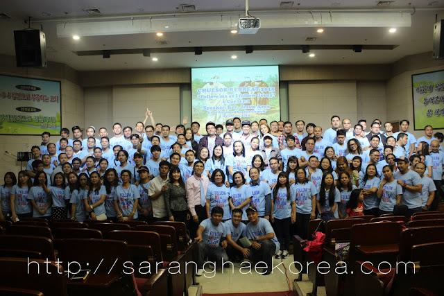 Filipino Christian Communities in South Korea